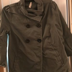 NWOT Old navy jacket. Women's small. Gray